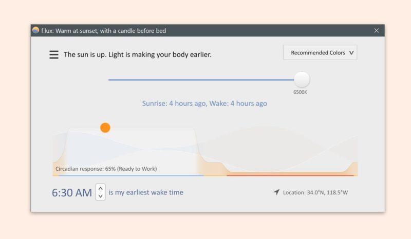 Software pencegah blue light by teknodaim 1