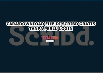 Cara download file scribd gratis