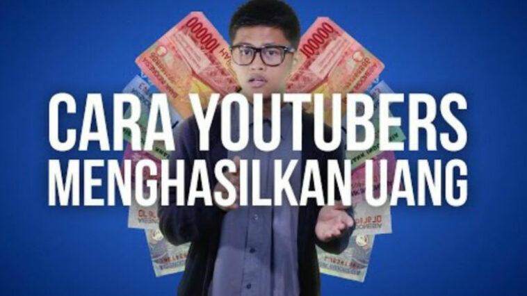 Cara melihat penghasilan youtubers atau cara mengetahui penghasilan youtuber dan berapa penghasilan youtuber by teknodaim