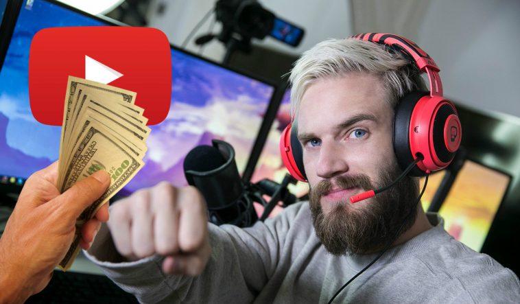 Cara menghasilkan uang dari youtube by teknodaim