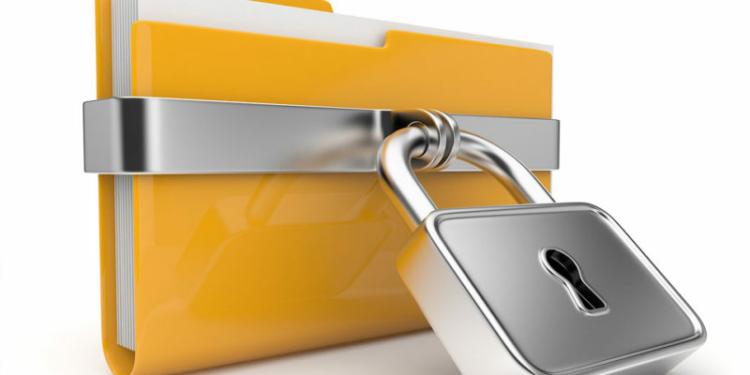 Cara mengunci file rahasia dan cara membuat password data by teknodaim