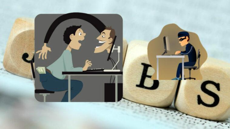Ciri ciri lowongan kerja palsu dan cara mengetahui lowongan kerja palsu by teknodaim