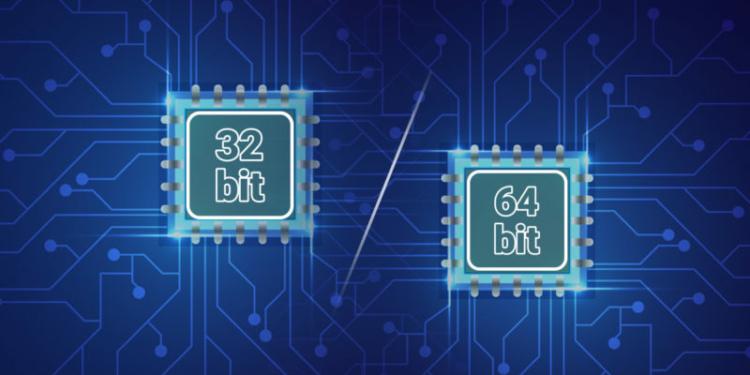 Perbedaan 64 bit dan 32 bit pada sistem operasi windows by teknodaim