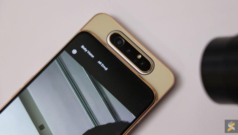 Rekomendasi smartphone kamera pop up terbaik 5