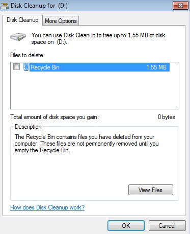Cara membersihkan cache windows dan cara membersihkan sampah di pc by teknodaim 1