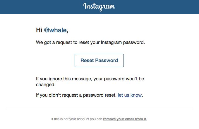 Cara mengatasi lupa password akun instagram dan cara mendapatkan kembali akun instagram by teknodaim 2