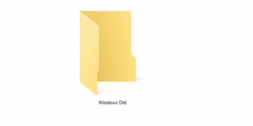 Cara menghapus windows old by teknodaim