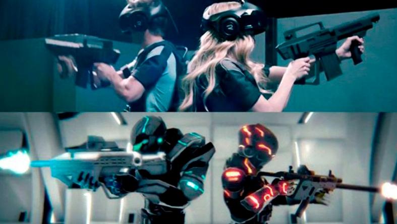 Game virtual reality terbaik by teknodaim
