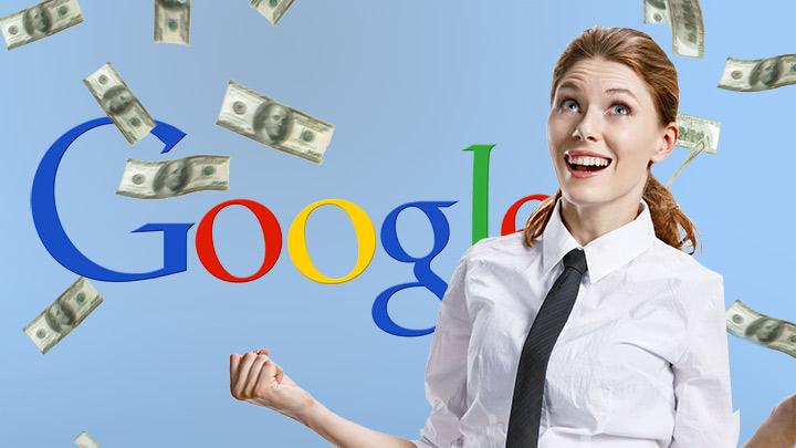 Sumber pendapatan google by teknodaim
