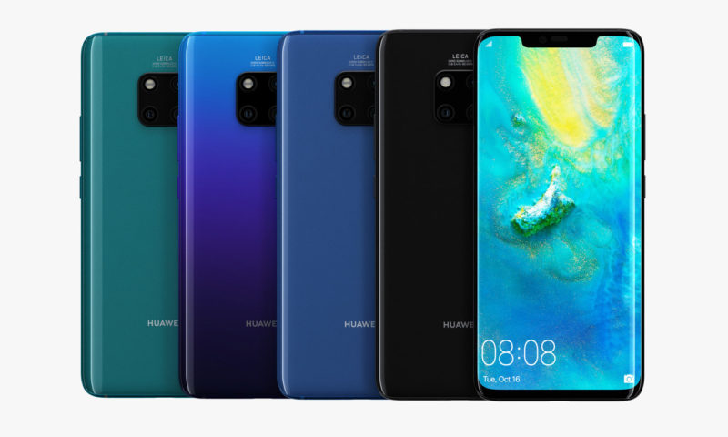 Android huawei mate 20 pro by teknodaim