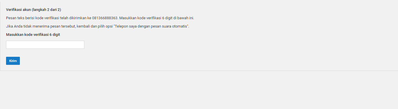Ini cara verifikasi akun youtube by teknodaim 6