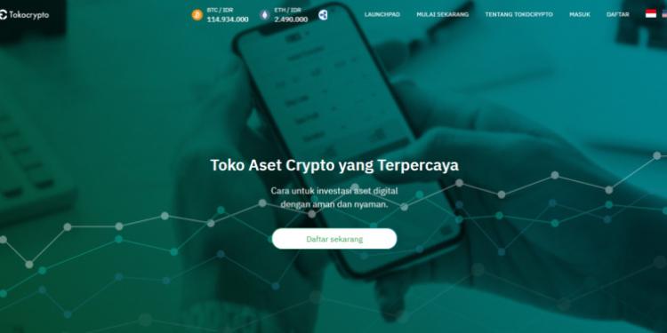 Tokocrypto.com by teknodaim