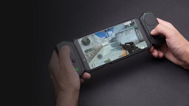 Xiaomi black shark by teknodaim