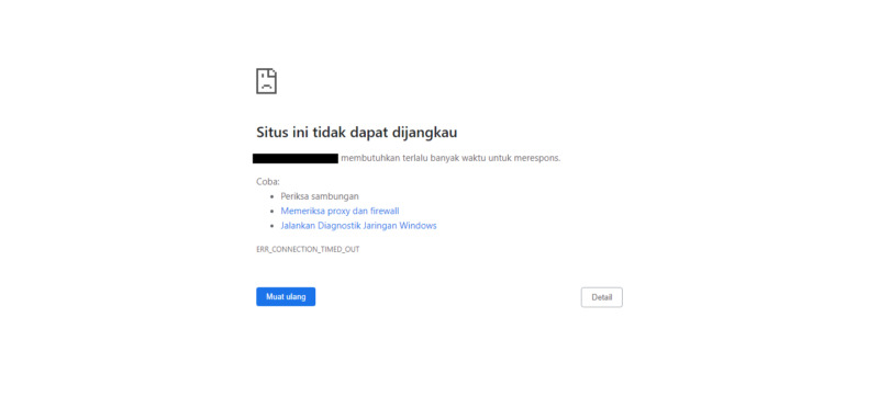 Cara membuka situs yang diblokir by teknodaim