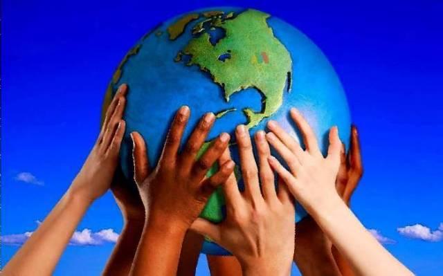 Mengenal apa itu globalisasi by teknodaim