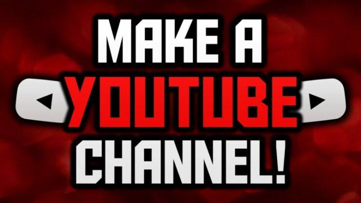 Cara membuat channel baru di youtube by teknodaim