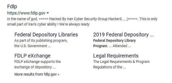 Hacker iran retas situs by teknodaim