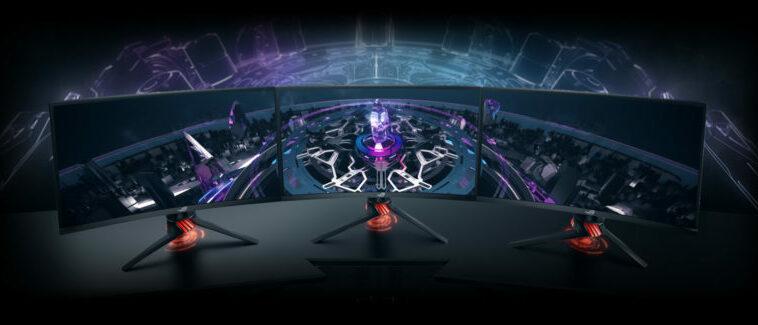 Asus rilis 3 monitor gaming by teknodaim