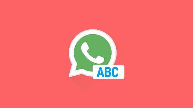Cara mengubah warna tulisan di whatsapp by teknodaim