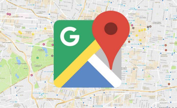 Fitur baru di google maps by teknodaim
