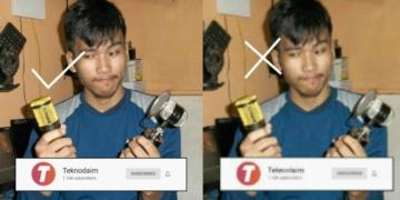 Ukuran foto 3x4 dalam piksel by teknodaim