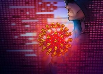 Aplikasi pelacak virus corona palsu by teknodaim