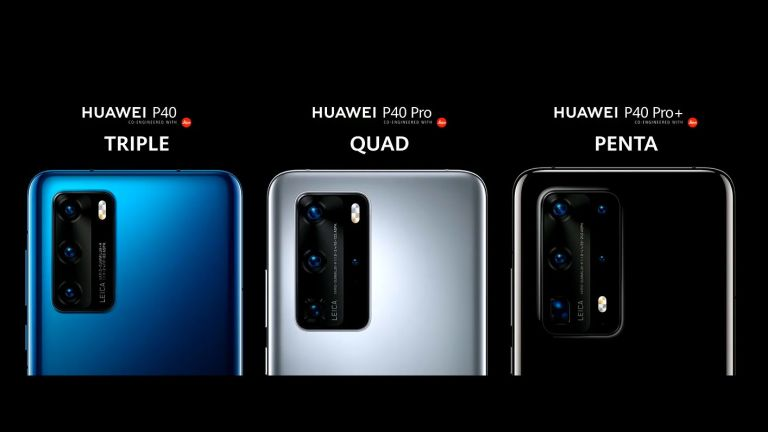 Huawei P40 Series By Teknodaim