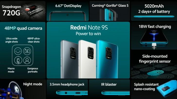 Xiaomi Redmi Note 9s By Teknodaim