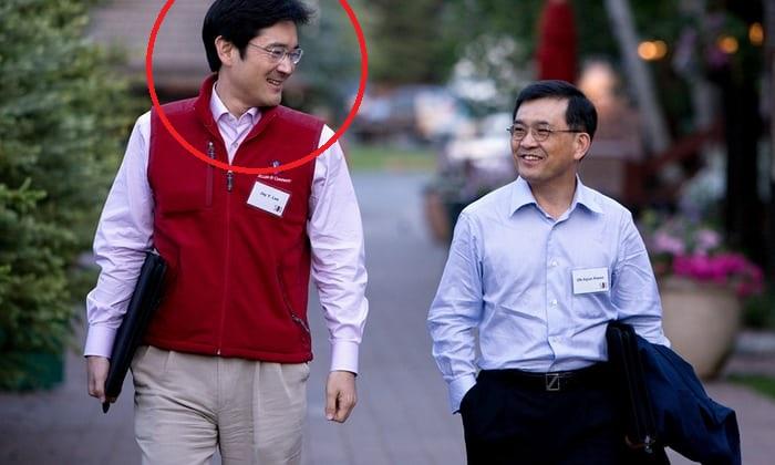 Pangeran Samsung Terlibat Korupsi By Teknodaim