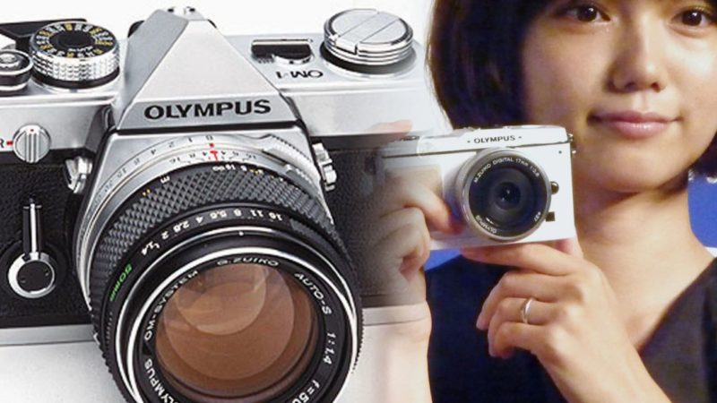 Olympus Keluar Dari Bisnis Kamera By Teknodaim