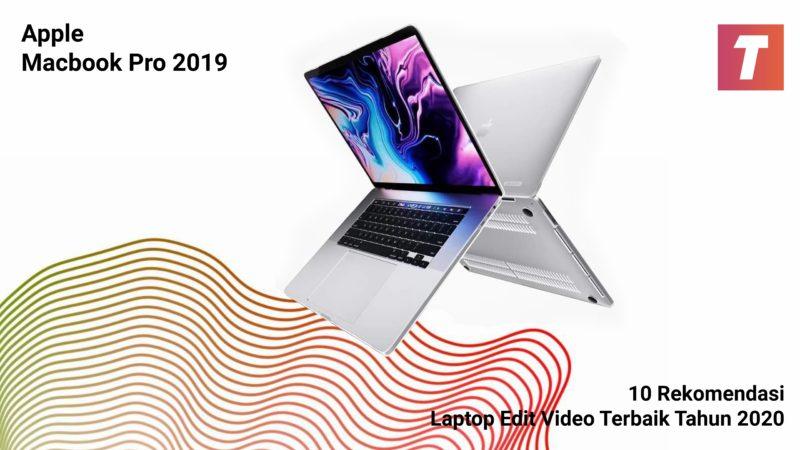 Laptop untuk Edit Video Terbaik
