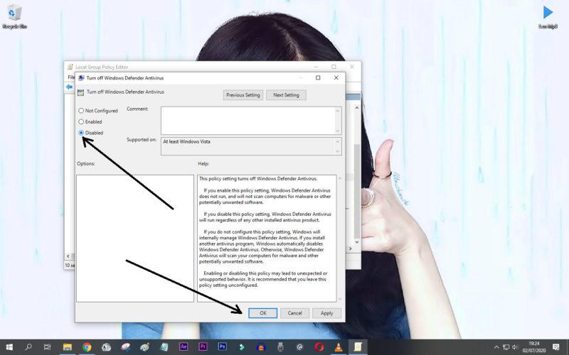 Cara Mengatasi Windows Defender Tidak Bisa Dibuka By Teknodaim