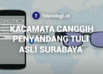 Kacamata Canggih Di Surabaya By Teknodaim