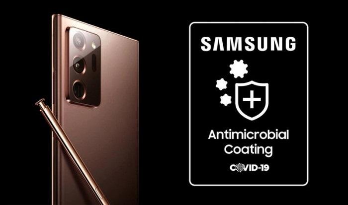 Samsung Tingkatkan Casing Ponsel Antimikrobial By Teknodaim