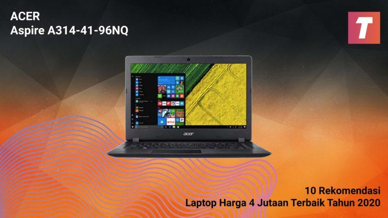 Acer Aspire A314 41 96nq