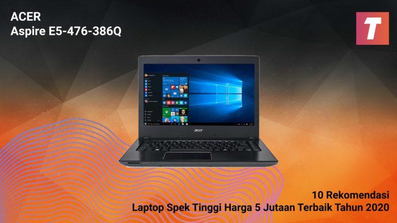 Acer Aspire E5 476 386q