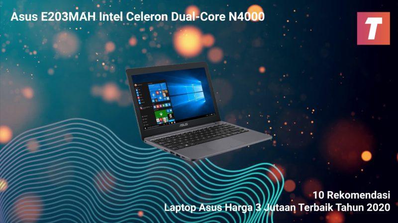 Asus E203mah Intel Celeron Dual Core N4000