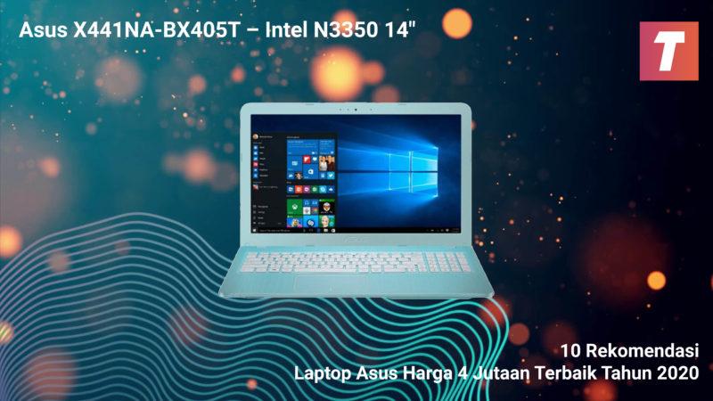 Asus X441na Bx405t – Intel N3350 14″