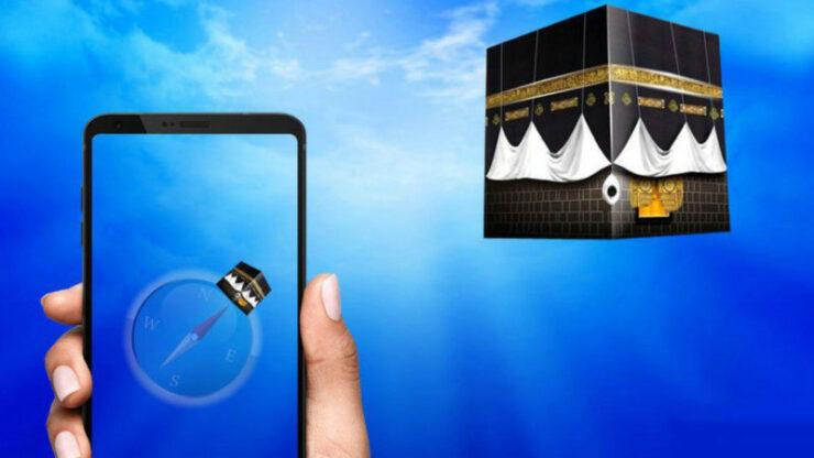 Cara Menentukan Kiblat Dengan Kompas Di Hp Atau Smartphone