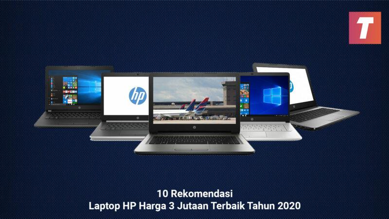 Laptop HP Harga 3 Jutaan Terbaik