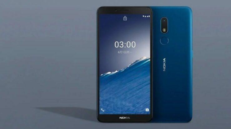 Spesifikasi Dan Harga Nokia C3 By Teknodaim