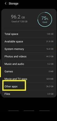 cara menghapus cache di ponsel android 3