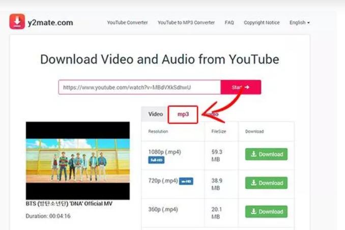Cara Mengunduh Lagu Di Youtube (3)
