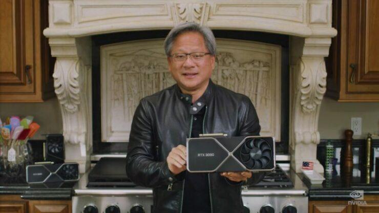 Ceo Nvidia Meminta Maaf Atas Stok Rtx 3000 Series Yang Sedikit