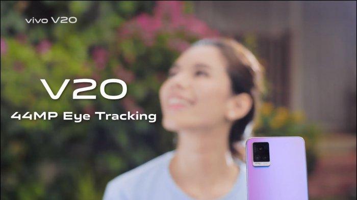Fitur Kamera Vivo V20 Series, Eye Tracking