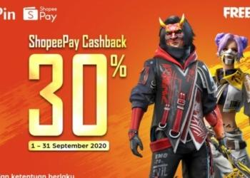 Kini Bisa Bayar Unipin Dengan Mudah Pakai Shopee Pay Loh