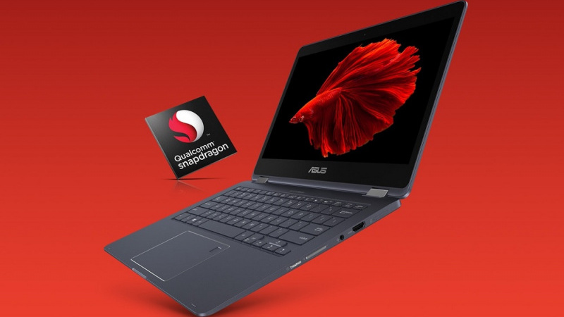 Laptop Dengan Prosesor Qualcomm Snapdragon