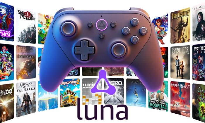 Layanan Cloud Gaming Buatan Amazon, Luna