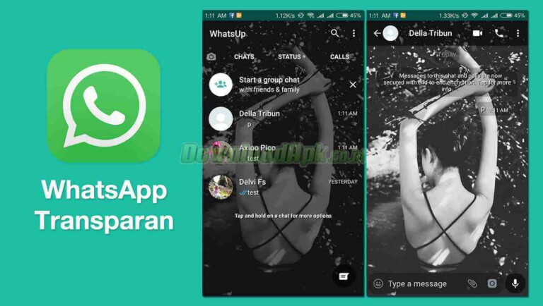 Mod WhatsApp Terbaru Official WhatsApp WA Mod dan Whatsapp GB 4