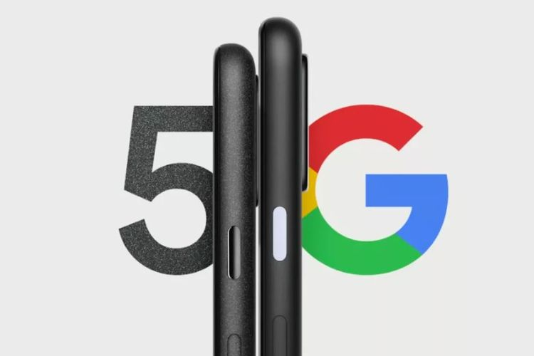 Smartphone Google Pixel 5 Dan Pixel 4a 5g